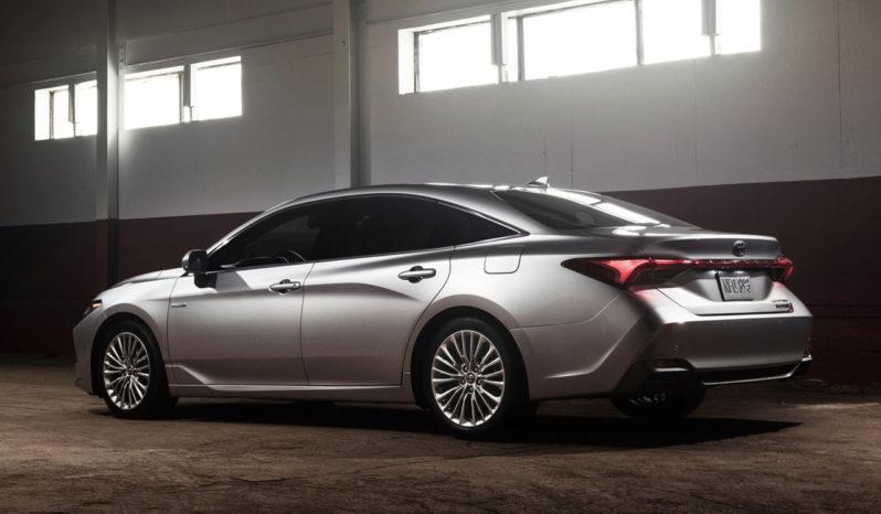 Toyota Avalon Limited full