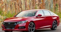 Honda Accord 2019